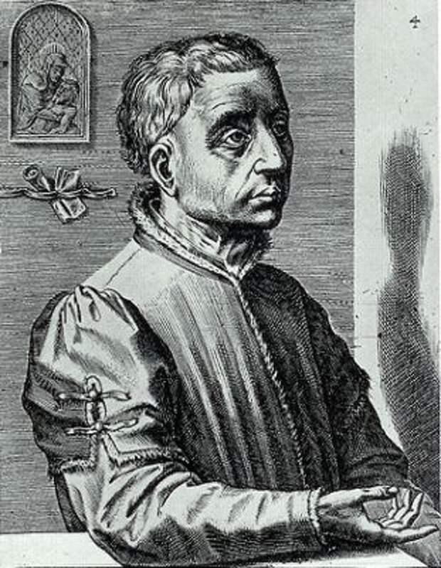 Художник Рогиер ван дер Вейден.