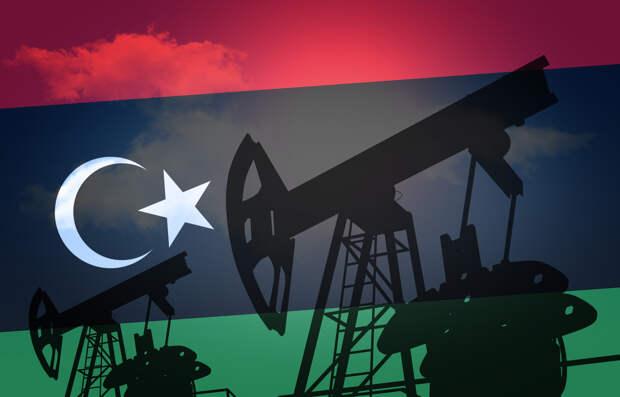 ЦБ Ливии горюет о потерях: нефтедобыча сокращена, и денег ни шиша