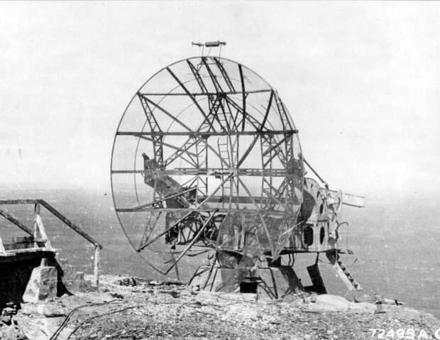 Радар Роберта Уотсон-Уотта. | Фото: Википедия.