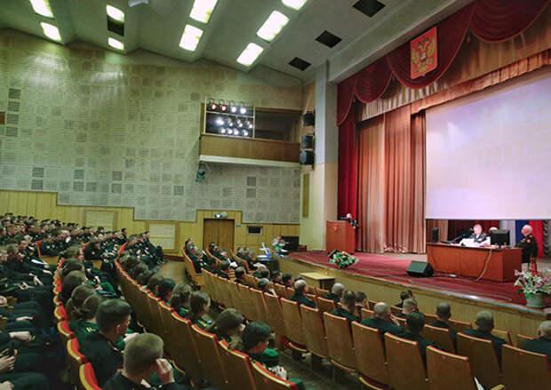 В Санкт-Петербурге прошёл второй день сбора руководящего состава медицинской службы ВМФ
