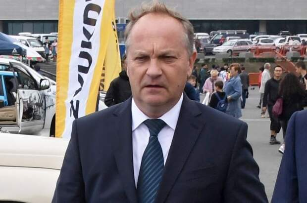 Мэр Владивостока объявил об отставке