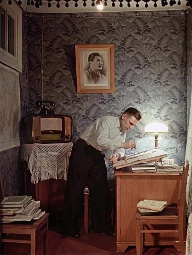 Простая советская жизнь