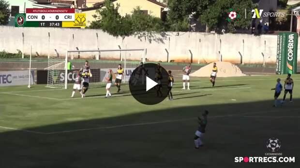 Concórdia 0 x 0 Criciúma - Melhores Momentos Campeonato Catarinense (18/04/2021)