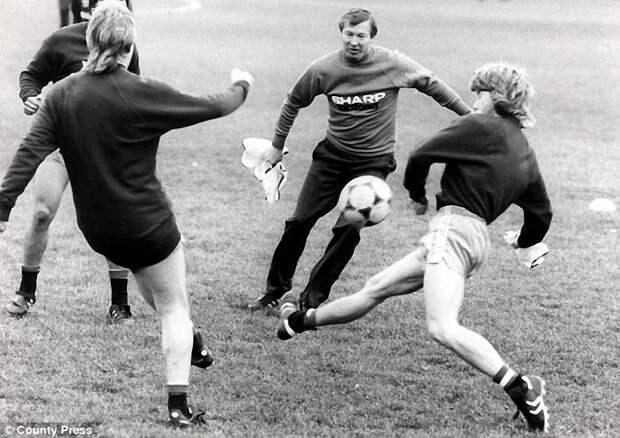 007 Алекс Фергюсон: Самый титулованный тренер Манчестер Юнайтед