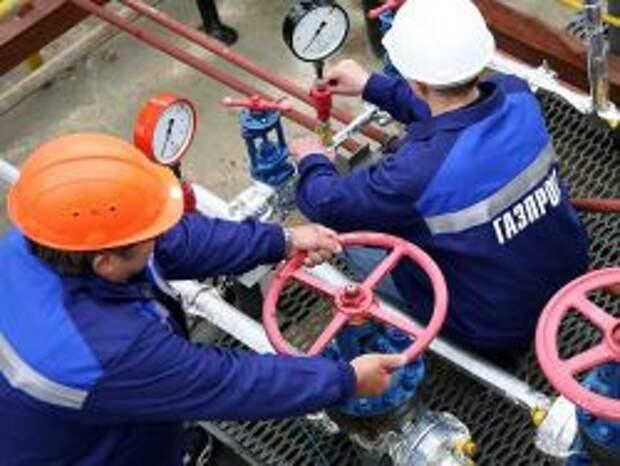Новость на Newsland: Киев обвинил Газпром в сокращении объема поставокпо реверсу из ЕС