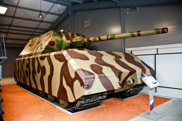 Минобороны РФ показало единственный в мире сверхтяжелый танк