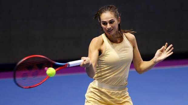 Гасанова вышла в полуфинал квалификации «Ролан Гаррос»