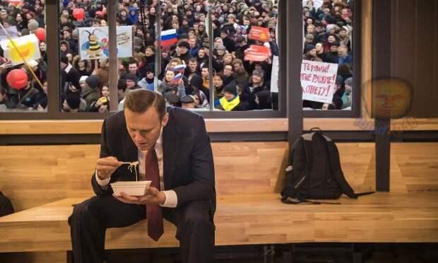 Навальный — интервью невозвращенца. Юлия Витязева