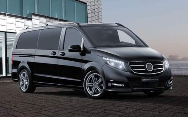Brabus в Женеве: рассвирепевшая «блоха» и VIP-микроавтобус
