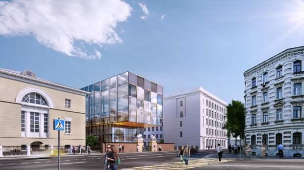 Новый городской научный квартал