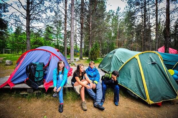 В правительстве потребовали установить систему вызова экстренных служб во всех детских лагерях РФ