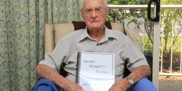 Старейший австралиец раскрыл секрет долголетия