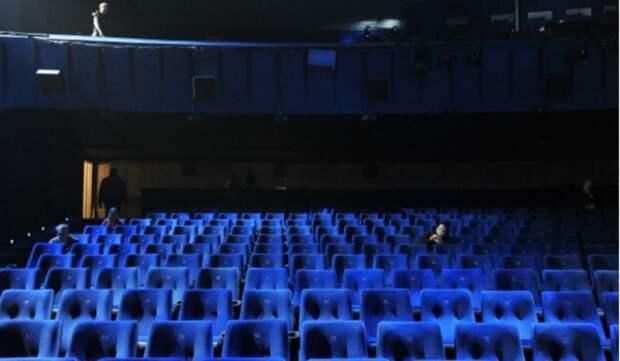 Число зрителей в учреждениях Минкультуры ограничили до 500