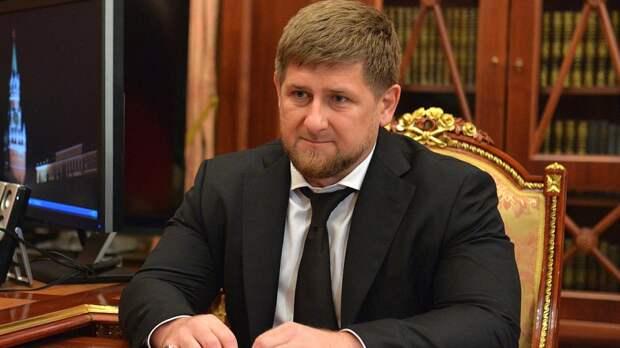 """Кадыров назвал себя """"пехотинцем"""" Путина"""