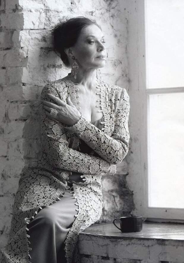 Неувядающая красота Людмилы Чурсиной.