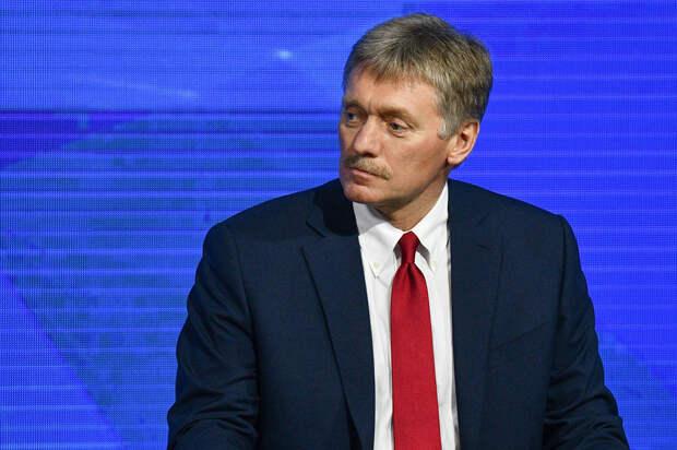 Песков счёл достаточным присутствие Кремля в соцсетях