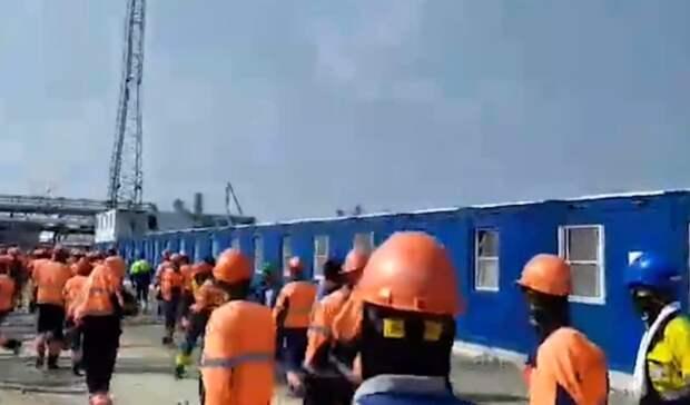 Активных участников беспорядков наГПЗ задержали вАмурской области