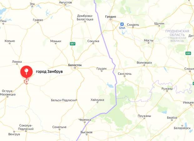 «Большая ошибка и глупость»: польский офицер отреагировал на появление в открытом доступе данных о строительстве разведцентров у границ РФ