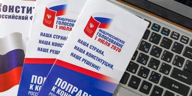 Власти отрицают подлинность данных с голосования по Конституции, выставленных на продажу