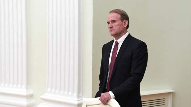 В доме лидера ОПЗЖ Медведчука проходят обыски