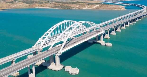Немцы против Украины: «Крымский мост реально существует»