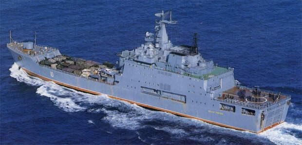 Military Watch: Россия вскоре получит крупнейшие в мире десантные корабли