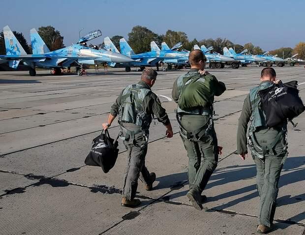 Генерал ВВС России сделал заявление всвязи савиакатастрофой на Украине