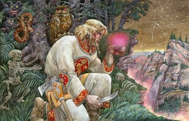 От чего защищали травы, в магические свойства которых верили древние славяне
