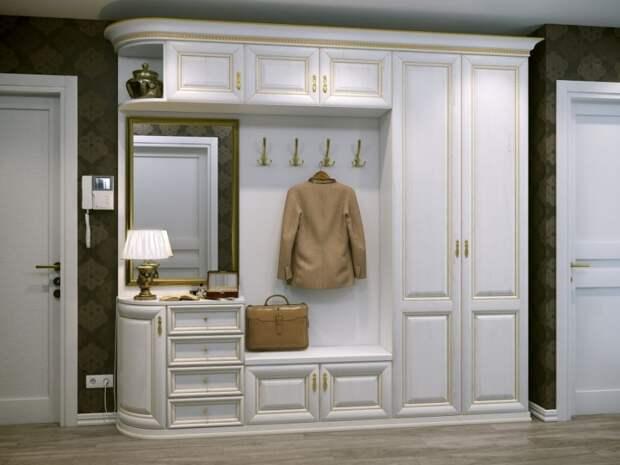 Белая мебель4