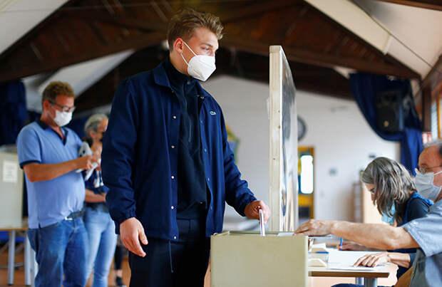 «Голосуют очень активно»: собкор Business FM в Германии — о проходящих там выборах