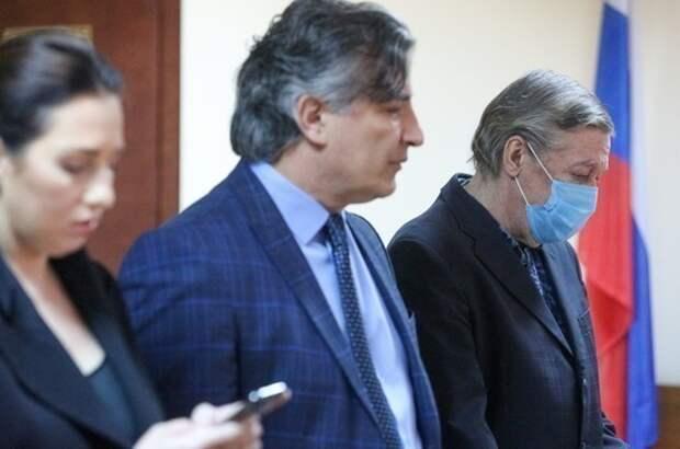 Пашаев подал расширенную апелляционную жалобу на приговор Ефремову