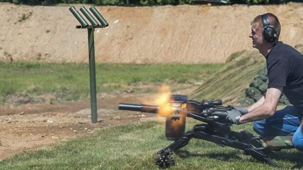 АГС-40 – новый гранатомёт, превосходящий все российские модели этого класса