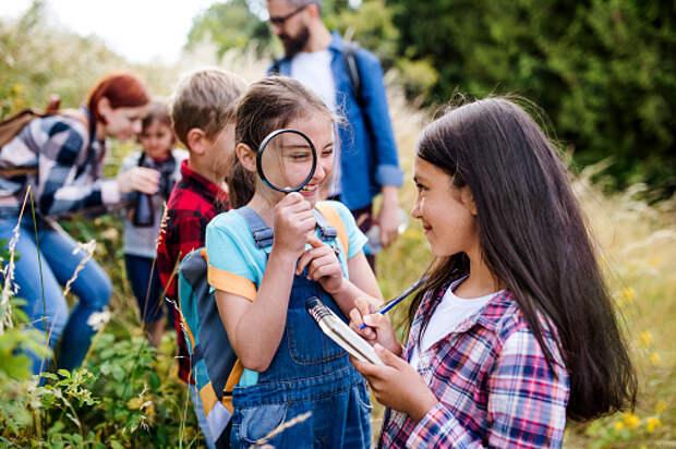 В Бабушкинском парке в июле заработает детский лагерь с профориентацией