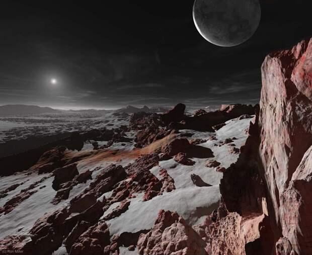 Как выглядит рассвет на других планетах? 7 фотографий