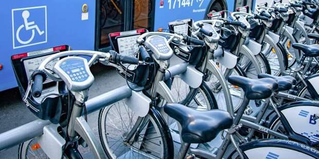 В Люблине 22 сентября велопрокат подешевел до пяти рублей в сутки