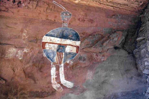 «Анасази» - «древние пришельцы»