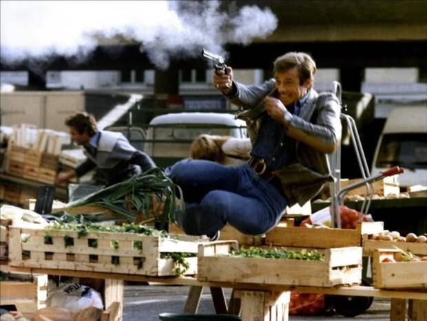 Фильмы с Жаном-Полем Бельмондо кто есть кто