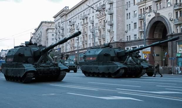 Украине на заметку, или Парад Победы-2021 как послание недругам России