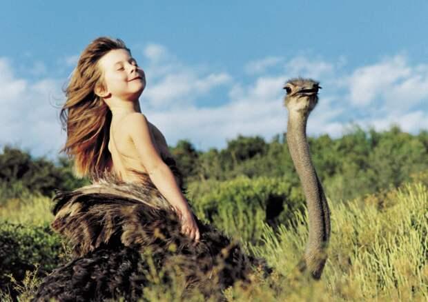 Типпи из Африки — знаменитая девочка-Маугли