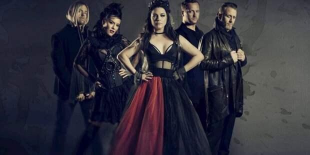 Легендарные Evanescence. \ Фото: eventworld.co.