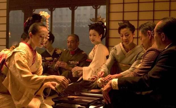 Секреты гейши