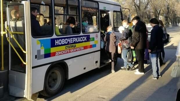 Поднять плату запроезд требуют перевозчики Новочеркасска