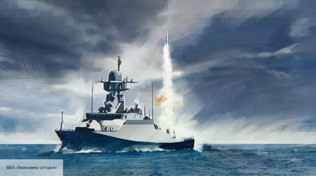 Sohu: эффект от замены двигателей на кораблях ВМФ РФ стал неожиданностью для Запада