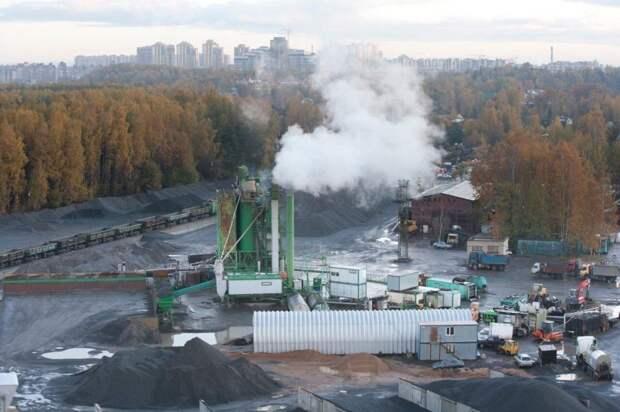 «АБЗ-1» не нужен жителям Белоострова: люди против переноса к ним токсичного завода