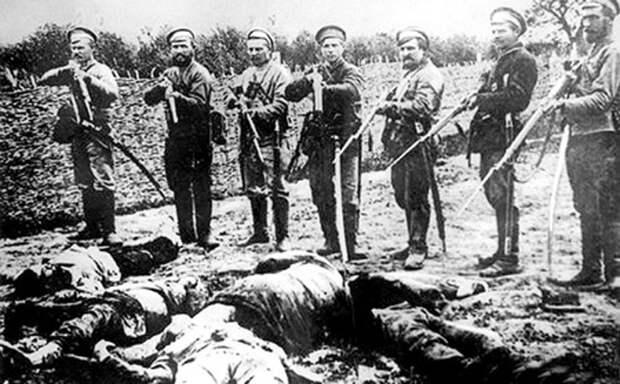 Сергей Кредов про гражданскую отечественную войну