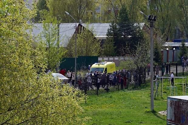 Режим контртеррористической операции в Казани отменен