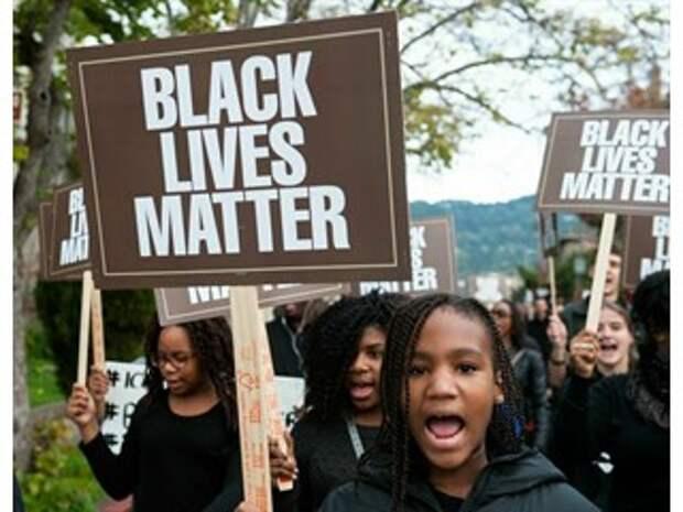 О «чёрной государственности» Black Lives Matter и новых рабах