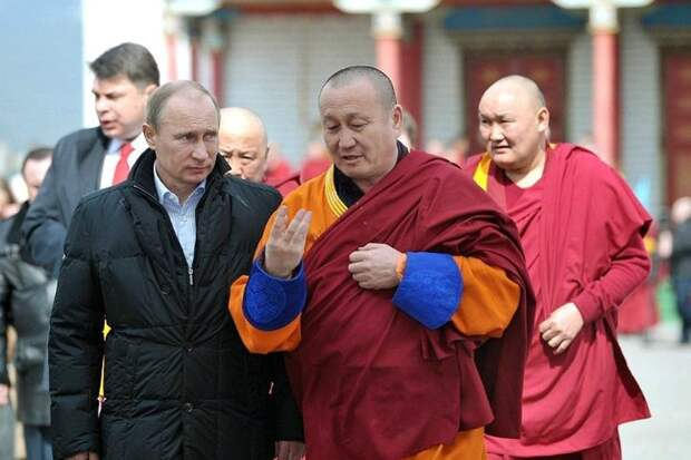 Путин лишил Сибирский федеральный округ Бурятии и Забайкалья