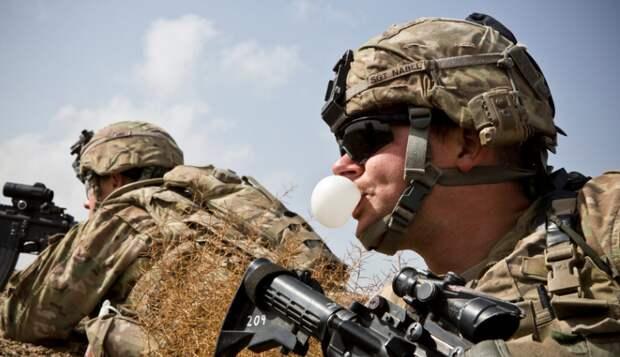 Американская армия в «топе лузеров»: пьянки, торговля людьми и наркотой