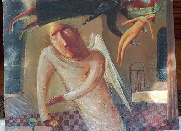 Ангелы. Автор: Геннадий Шлыков.